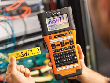 Étiqueteuse Brother P-Touch PT-E550WNIVP